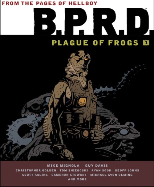 BPRD Vol 1